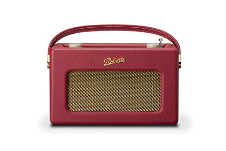 ROBERTS REVIVAL iSTREAM 3 SMART RADIO Berry Red