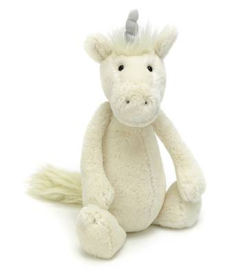Cuddly Unicorn - Fully Customisable Plush