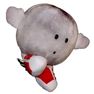 Planet Mercury Soft Toy ?- Fully Customisable Plush