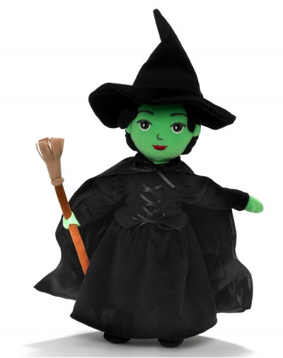 Cuddly Witch - Fully Customisable Plush