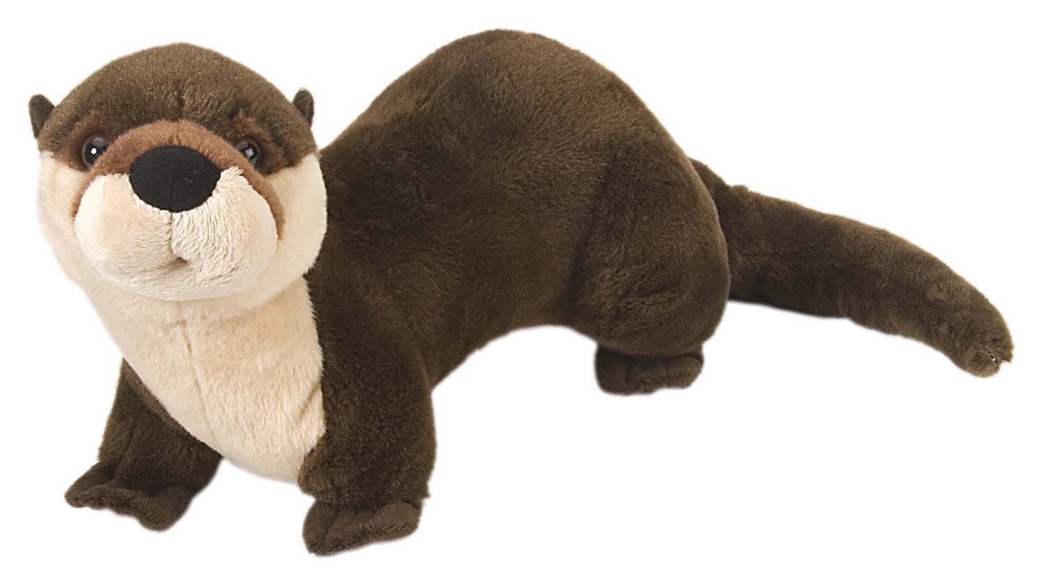 Cuddly Otter - Fully Customisable Plush