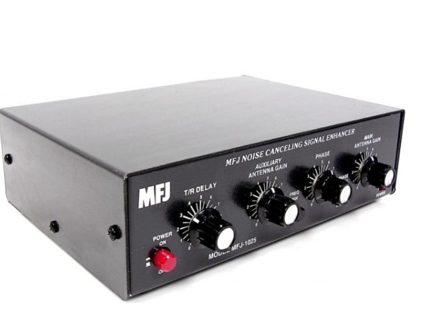 MFJ-1025 Noise Canceller - noise and interference