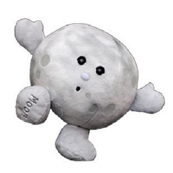 Plush Moon Soft Toy ?- Fully Customisable Plush