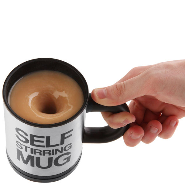 Self stirring mug / Promotional product fully customized  to your requirement UK Supplier