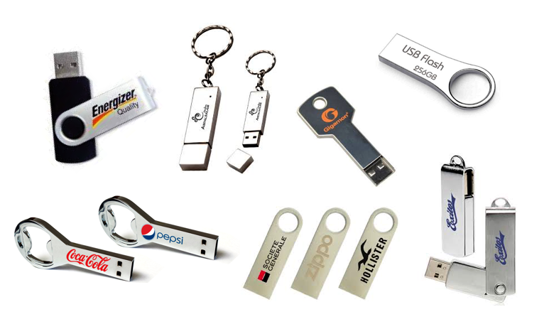 Metal USB Flash Drive, Memory Stick / Promotional Product Fully Customised To Your Requirement UK Supplier