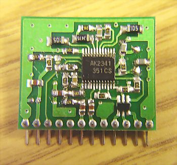 CT-5000 CTCSS Board for AR-5000