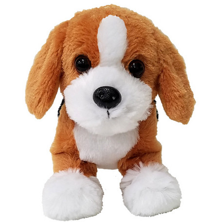 Cuddly Beagle Puppy ?- Fully Customisable Plush