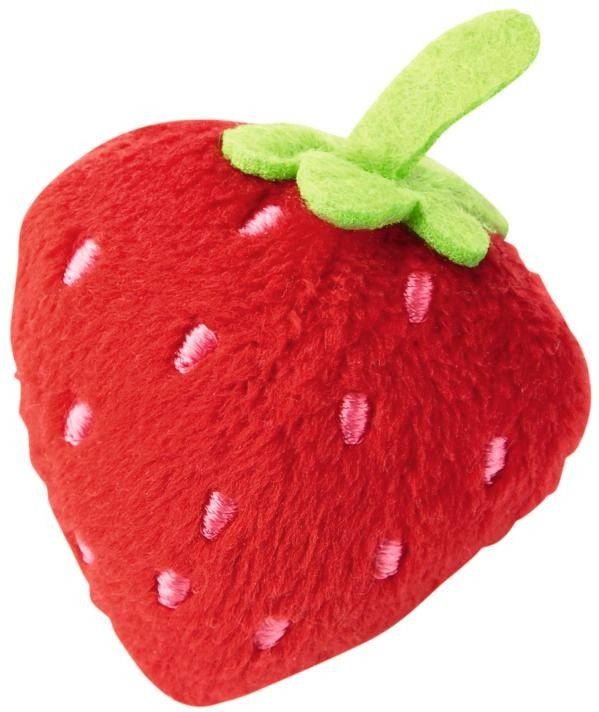 Cuddly Strawberry - Fully Customisable Plush