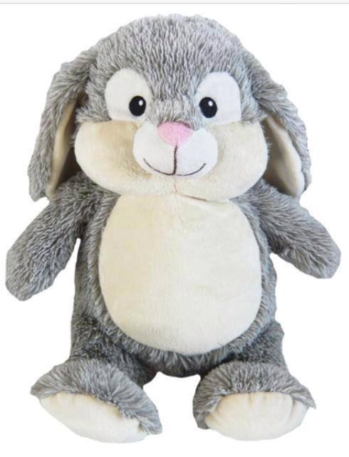 Cuddly Easter Bunny - Fully Customisable Plush