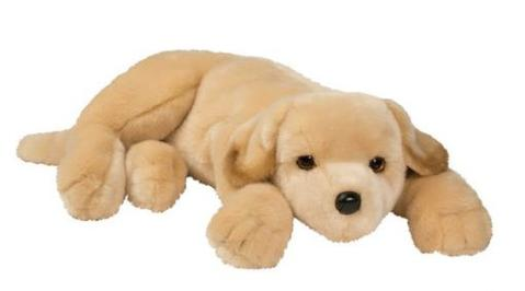 Cuddly Golden Retriever - ?Fully Customisable Plush
