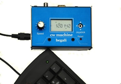 Begali CW Machine 3