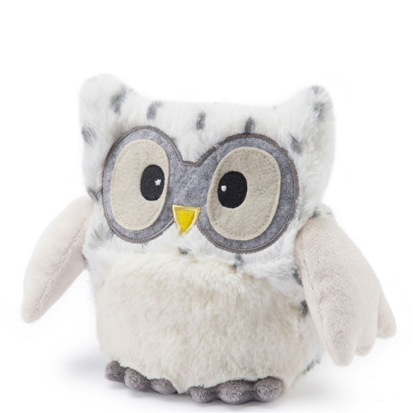 Cuddly Snowy Owl - Fully Customisable Plush