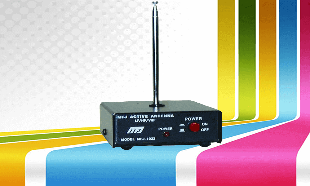 Amateur radio  | Antenna