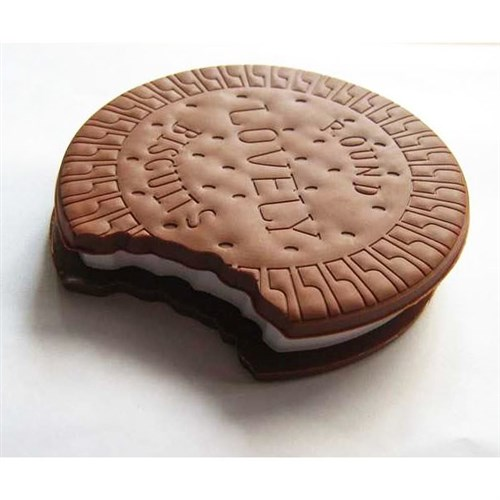 Biscuit Shaped Notepad / Promotional product fully customized  to your requirement UK Supplier