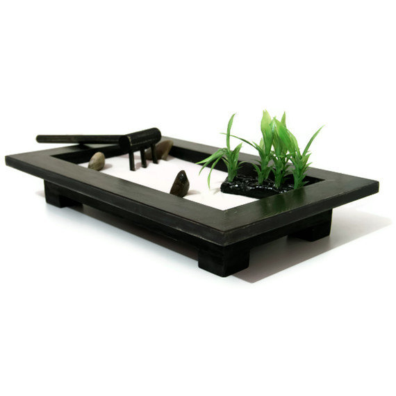 Miniature zen garden/ Promotional product fully customized  to your requirement UK Supplier