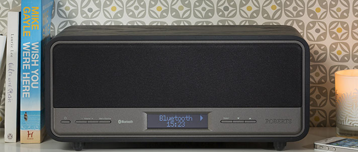 BLUTUNE DAB/BLUETOOTH SOUND SYSTEMS 1
