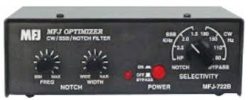 MFJ-722B SSB & CW Audio Filter