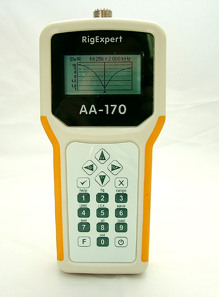RigExpert AA-170 Antenna Analyzer 1-170MHz