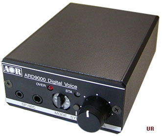 AOR Digital Voice Interface