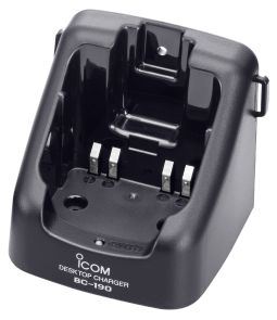 Icom BC-190 Microprocessor controlled smart charger