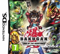 Bakugan Rise Of The Resistance Nintendo DS