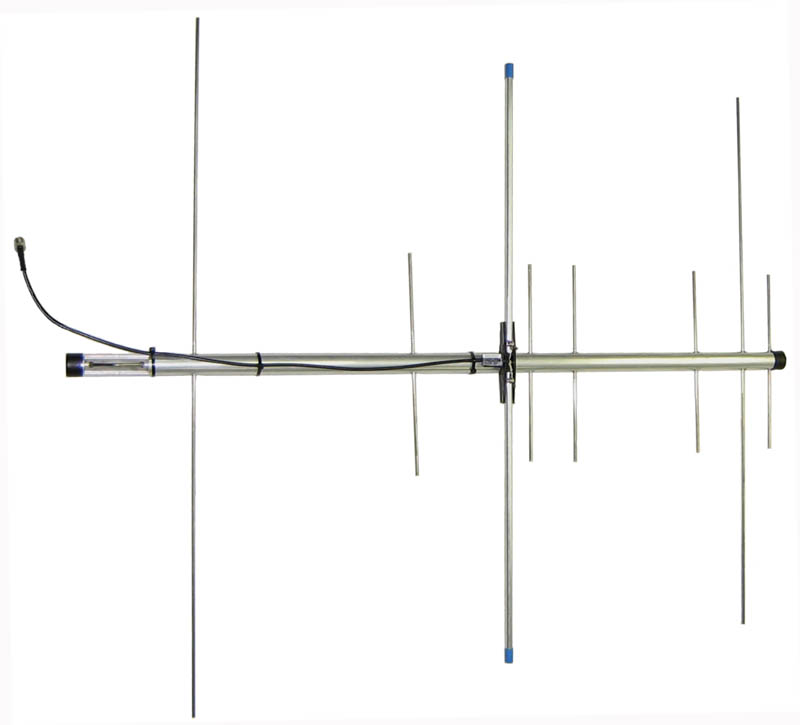 DB-2345 DUAL BAND YAGI, 3/5 EL, 144/440