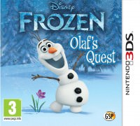 Disney Frozen 3DS