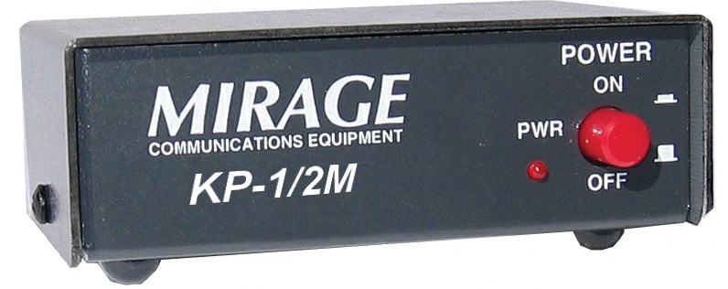 KP-1-2M MIRAGE 2m Pre-amp in shack type 144-148MHz