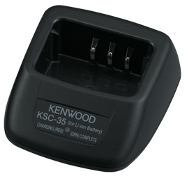 Kenwood PMR 446 KSC-35SCR Charger Pocket