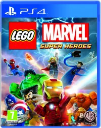 LEGO Marvel Super Heroes PS4