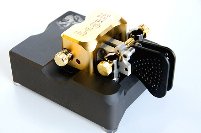 A pleasure to own a begali Morse key Buy now-Radioworld