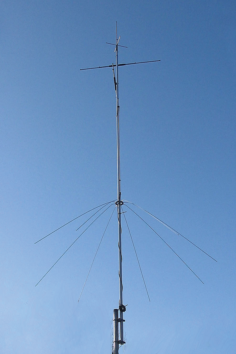 MA5-VA Cushcraft 5-band HF Vertical