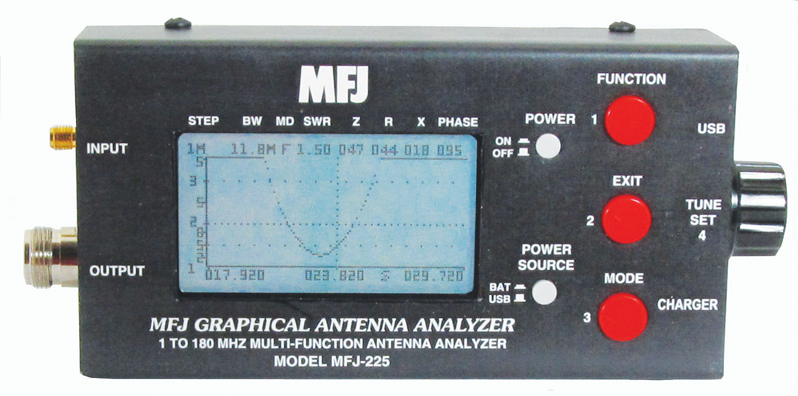 MFJ-225 Analyzer