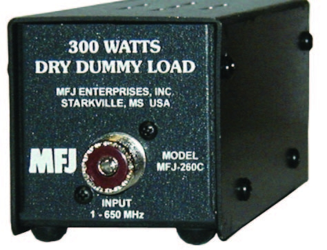 MFJ-260C MFJ 300W Dummy Load (SO-239)