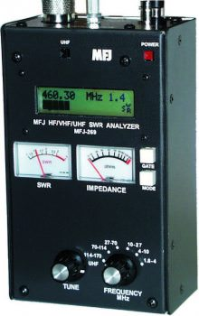 Used Analyzers & SWR Meters