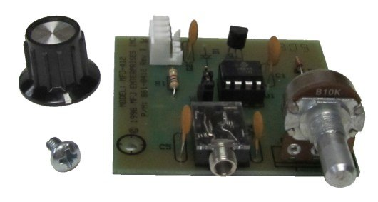 MFJ-412 Curtis Keyer Chip Module for MFJ CW transceiver