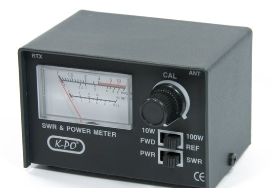 K-PO 27MHz CB Radio SWR/Power Meter