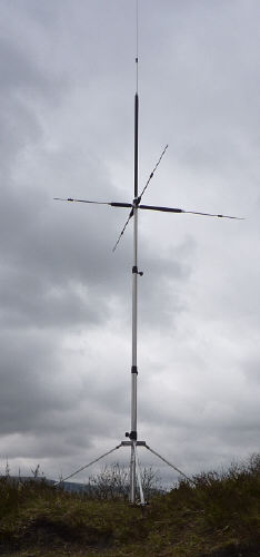 PBX-100MK11 - Portable antenna - With Ground Spike only