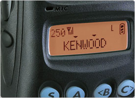 Kenwood PMR Business Radio