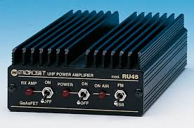 RU-45 Microset 45W 70cm Linear Amplifier