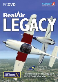 RealAir Legacy (for FSX)