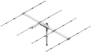 Sirio SY4 4 Element CB Base Antenna