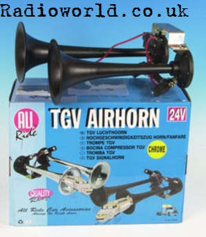 Air-horns for Trucks or Boats