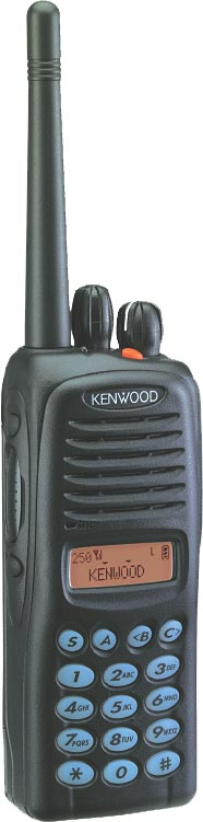 Kenwood TK-2180E Hi-Specification VHF FM Portable Radio (EU use)