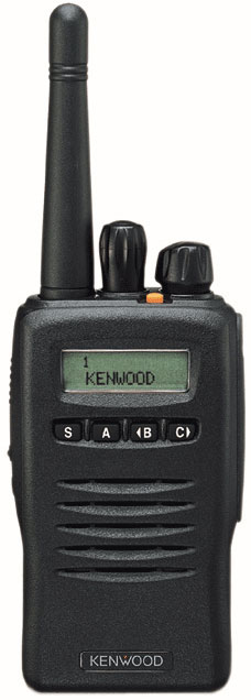 Kenwood TK-3140E3 UHF FM Portable Systems Radio (EU use)