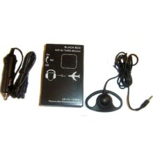 Black-Box-mkII VHF Air-Band near-field receiver with switchable