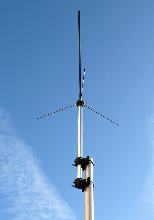 BLACK DIAMOND - Antenna, 25 to 1500 mhz