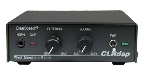 CLRdsp ClearSpeech DSP Noise Reduction Processor