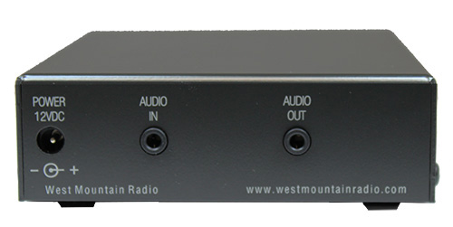 WEST MOUNTAIN CLRDSP CLEARSPEECH DSP NOISE REDUCTION PROCESSOR