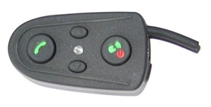CRONUS BKI-300-2 BLUETOOTH MOTOR CYCLE INTERCOM X 2 HEADSETS